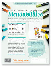 Blendabilities flyer image
