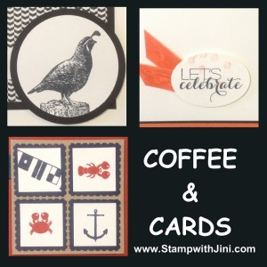 Coffee & Cards image-July 2014