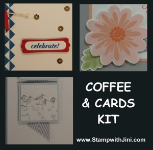 Coffee & Cards kit image-June