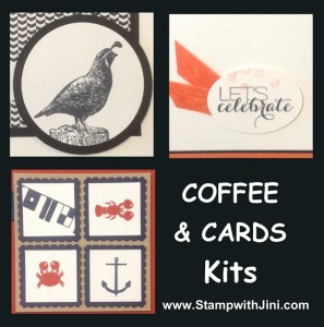 Coffee & Cards Kit-July 2014