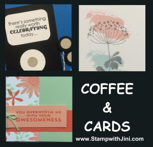 Coffee & Cards image - August 2014
