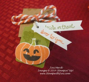 Fall Fest Tiny Treat Box