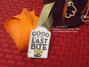 Merry Everything Curvy Keepsake Box