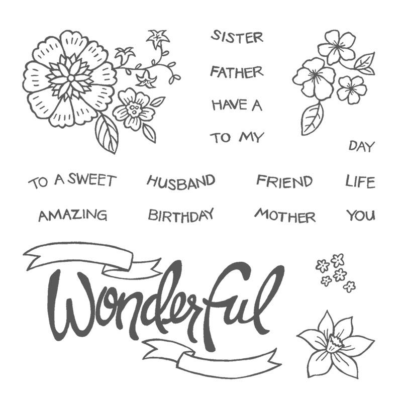 You're Wonderful set image