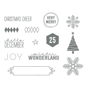 December Wonder Project Life