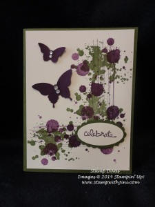 Gorgeous Grunge Stamp Divas swap Sept 2014