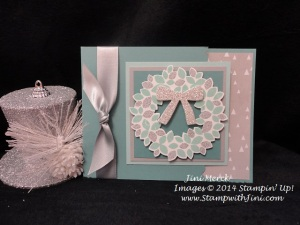 Wondrous Wreath  Mixed Embossing Powder (2)