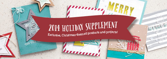 holiday Supplement banner image