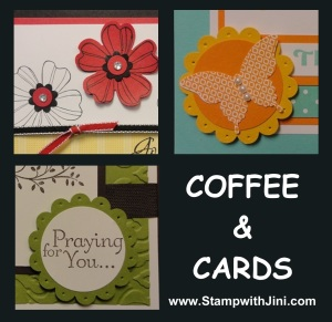Coffee & Cards image December 2014