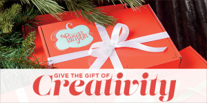 Paper Pumpkin Give the Gift of Creativity banner image