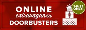 online extravaganza door buster image