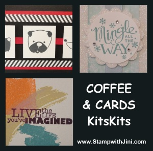 Coffee & Cards kit - November 2014
