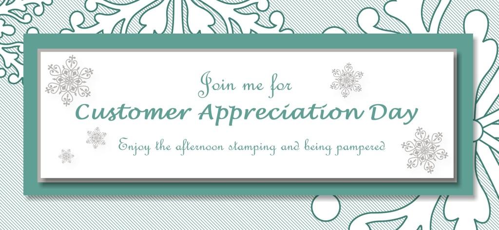 Customer Appreciation Banner Image