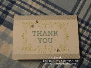 Letterpress Winter Customer appreciation Day 2014