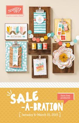 2015 Saleabration Catalog image