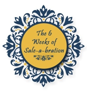 6 Weeks of Sale-a-bration button