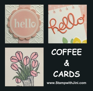 Coffee & Cards January image