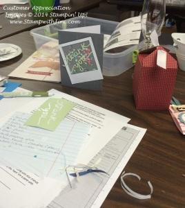 Customer Appreciation  Paper Pumpkin kit