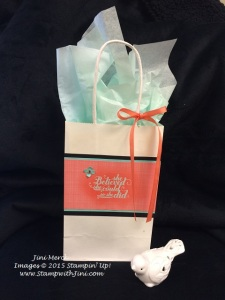 Leadership 2015 Survival  gift bag