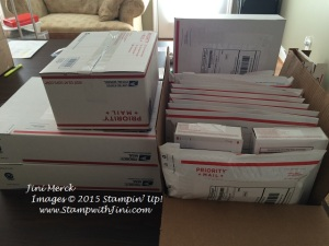 Organized swap packages