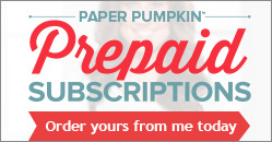 Paper Pumpkin Kit Subscription