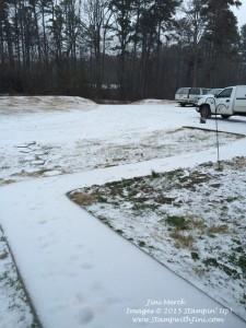 February 2015 Ice storm