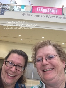 Leadership 2015  Kathleen and I