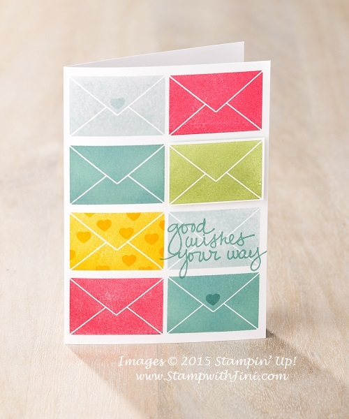 Lovely Amazing You card sample 1