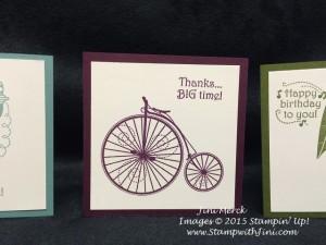 Timeless Talk 3x3 cards (3)