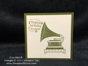 Timeless Talk 3x3 cards (4)