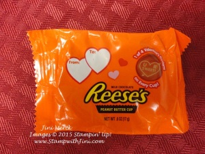 Valentine Peanut Butter cup image