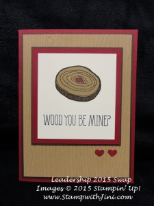 Wood You Be Mine (2)