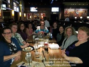 group at BJs Leadership 2015