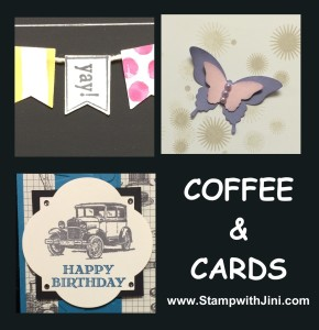 Coffee & Cards March image