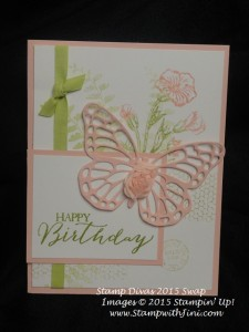 Butterfly Basics and Butterflies Thinlits swaps 2015 (4)