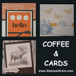 Coffee & Cards May image