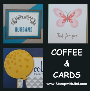 Coffee & Cards June Image