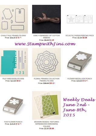 Weekly Deals June 2 2015