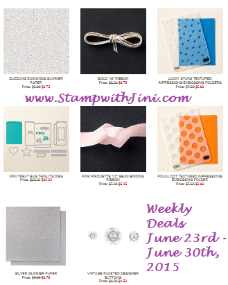 Weekly Deals June 23  2015