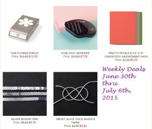 Weekly Deals June 30 2015 2