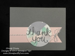 watercolor thank you Stamp Divas Project (2)