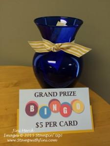 BINGO grand prize jar (5)