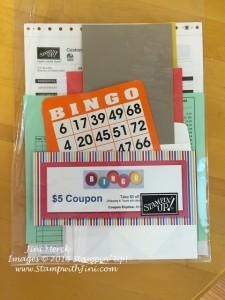 BINGO packet (3)