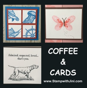 Coffee & Cards July image