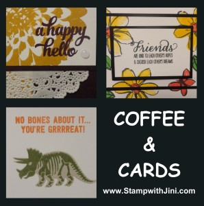 Coffee & Cards August image