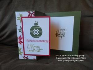 Lots of Joy Annual Catalog Swap fancy fold (2)