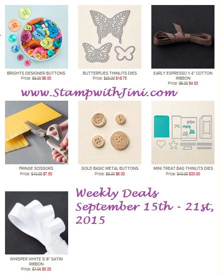 Weekly Deals September 15 2015