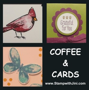 Coffee & Cards October image