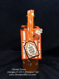 Sweet Hauntings soda hanger Stamp Divas Shoebox Oct 2015 (3)
