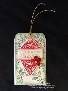 Embellished Ornament OnStage swap 2015